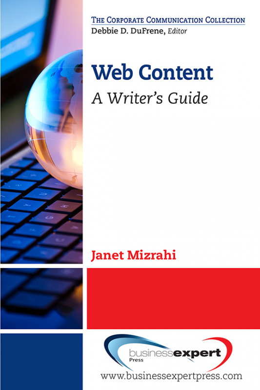 Web Content: A Writer's Guide