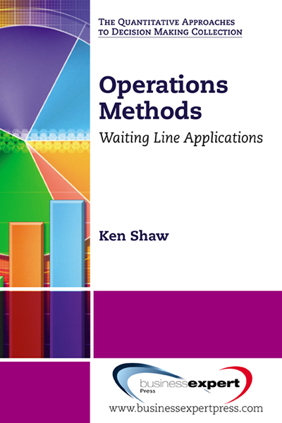Operations Methods: Waiting Line Applications