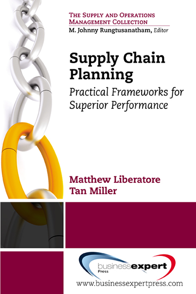 Supply Chain Planning: Practical Frameworks for Superior Performance