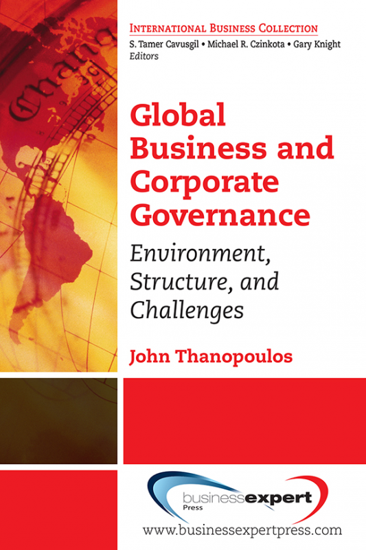 Global Business and Corporate Governance: Environment, Structure, and Challenges