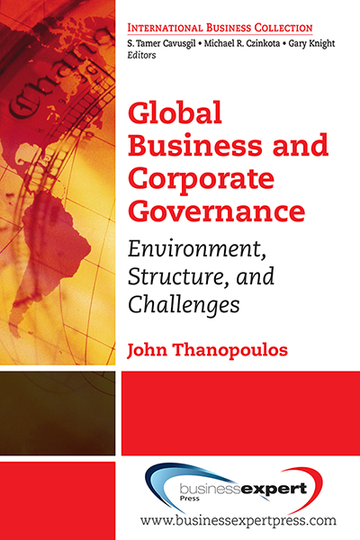 Global Business And Corporate Governance Environment Structure