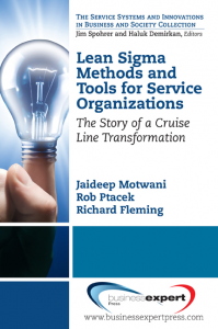 Lean Sigma Methods and Tools for Service Organizations: The Story of a Cruise Line Transformation