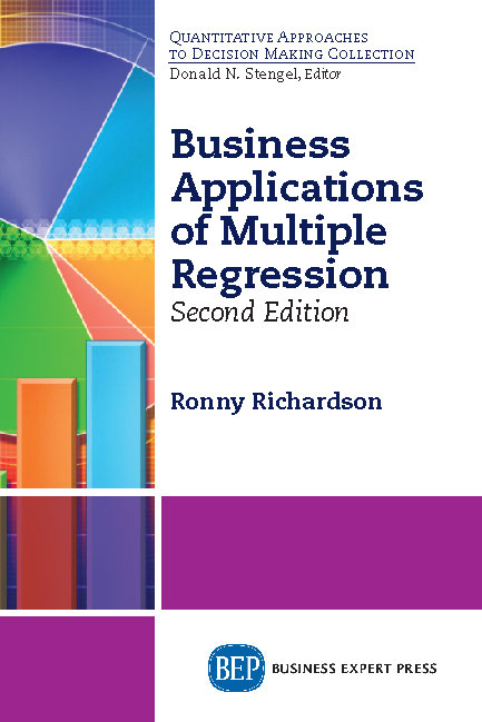 Business Applications of Multiple Regression, Second Edition