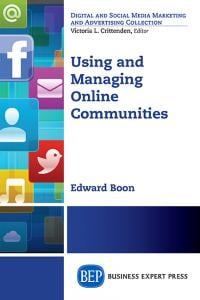 Using and Managing Online Communities