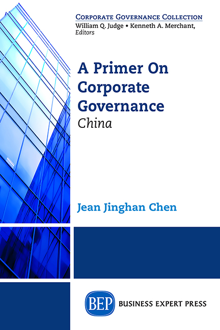 A Primer on Corporate Governance::China