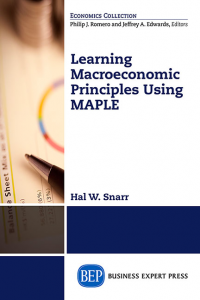 Learning Macroeconomic Principles Using MAPLE