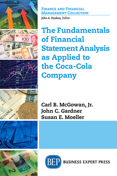 The Fundamentals Of Financial Statement Analysis As Applied To The  Coca Cola Company