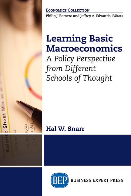 Learning Basic Macroeconomics: A Policy Perspective from Different Schools of Thought