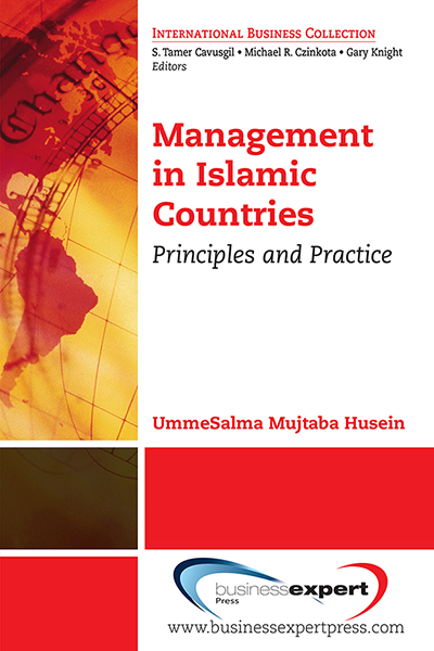 Management In Islamic Countries Principles And Practice