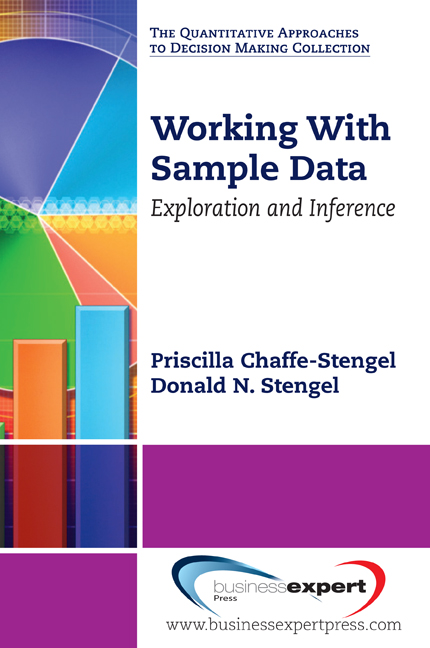 Working With Sample Data: Exploration and Inference