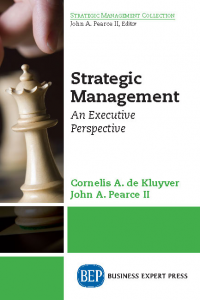 Strategic Management: An Executive Perspective