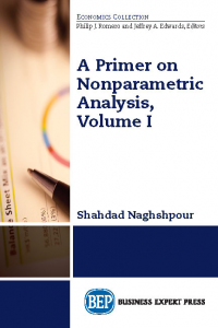 A Primer on Non-Parametric Analysis, Volume I