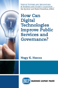 How Can Digital Technologies Improve Public Services and Governance?