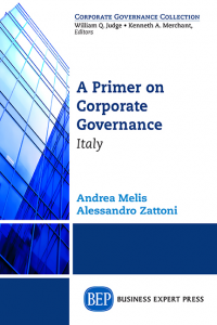 A Primer on Corporate Governance: Italy