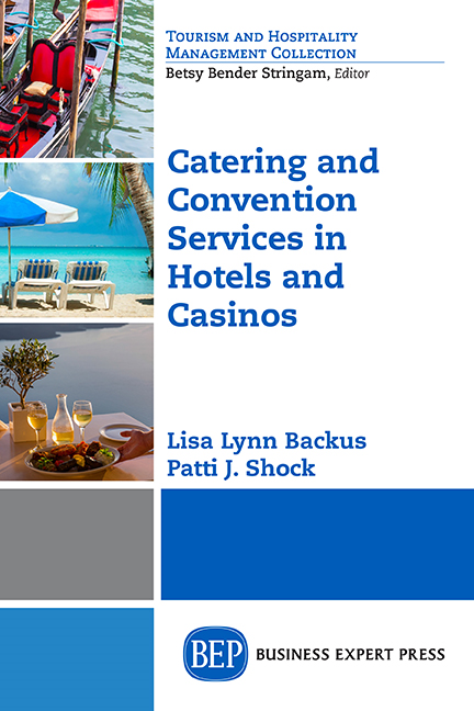 Catering and Convention Service Survival Guide in Hotels and Casinos