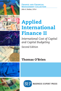 Applied International Finance II: International Capital Budgeting, Second Edition