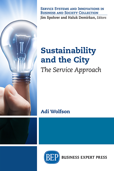 Sustainability and the City: The Service Approach