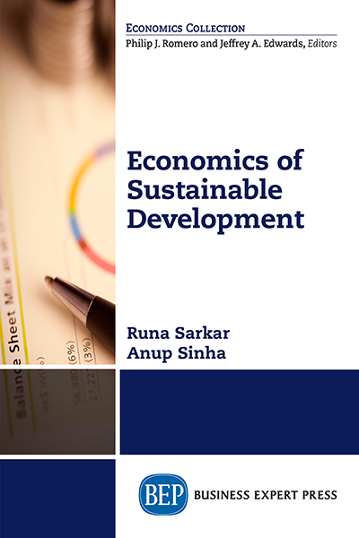 Economics of Sustainable Development