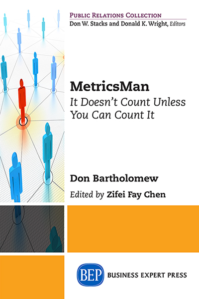 MetricsMan: It Doesn't Count Unless You Can Count It