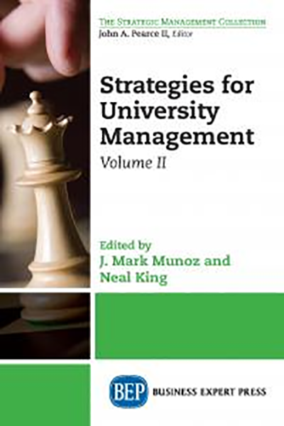 Strategies for University Management, Volume II
