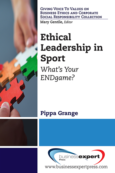 Ethical Leadership in Sport: What's Your ENDgame?