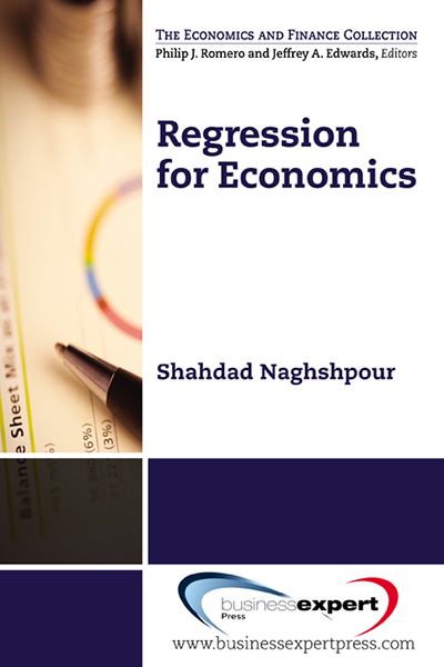 Regression for Economics