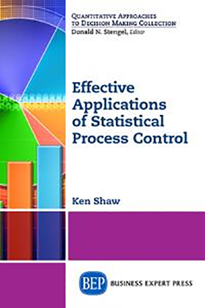 Effective Applications of Statistical Process Control