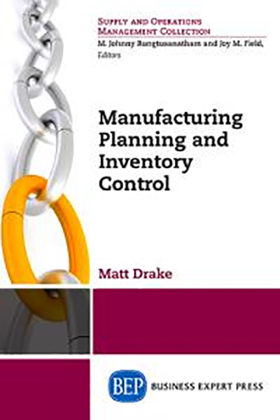 Manufacturing Planning and Inventory Control