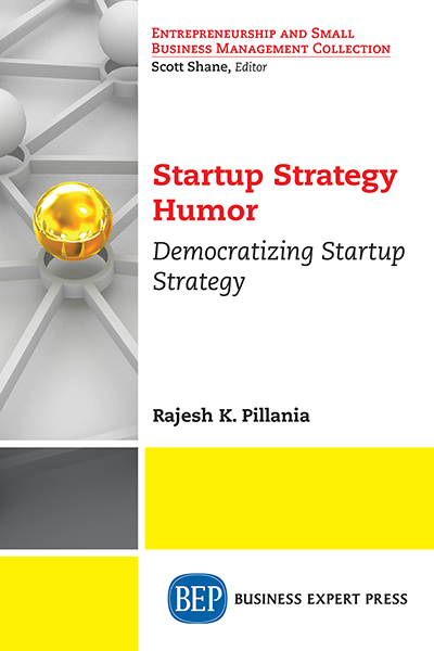 Startup Strategy Humor: Democratizing Startup Strategy