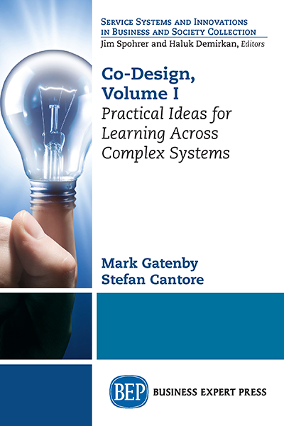 Co-Design, Volume I: Practical Ideas for Learning Across Complex Systems