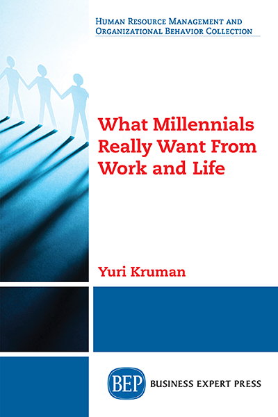 What Millennials Really Want From Work and Life