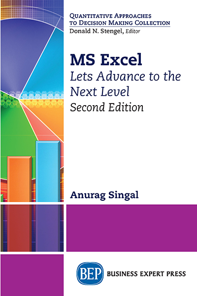 MS Excel: Let's Advance to the Next Level, Second Edition