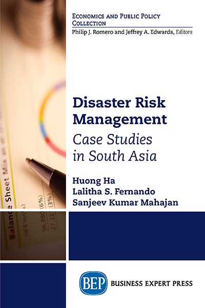 Disaster Risk Management: Case Studies in South Asian Countries