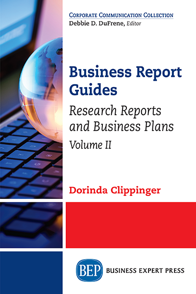 Business Report Guides: Research Reports and Business Plans, Volume II