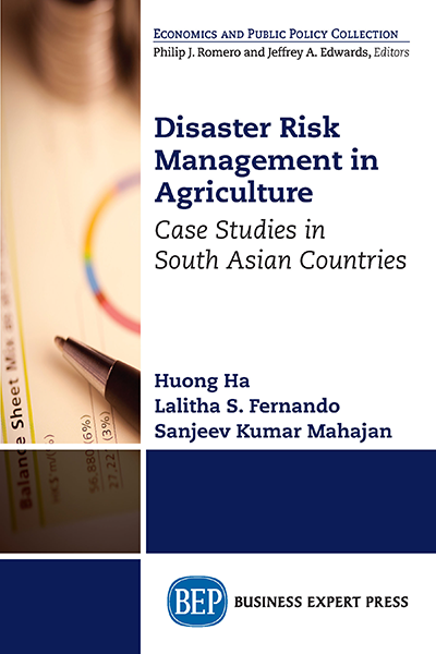 Disaster Risk Management in Agriculture: Case Studies in South Asian Countries