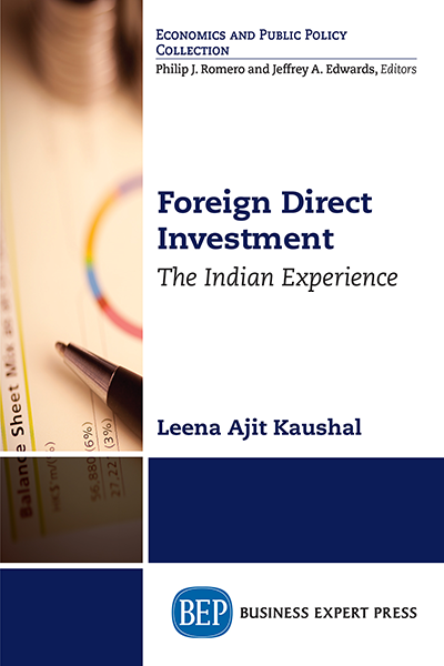 Foreign Direct Investment: The Indian Experience