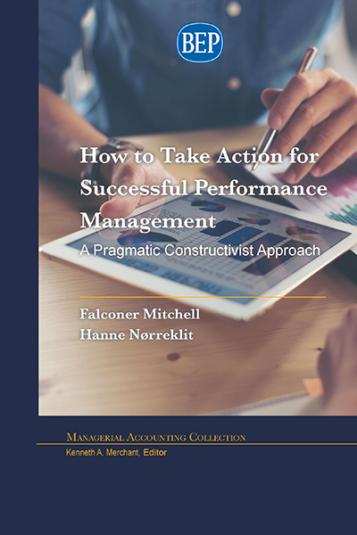 How to Take Action for Successful Performance Management : A Pragmatic Constructivist Approach