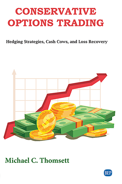 Conservative Options Trading: Hedging Strategies, Cash Cows, and Loss Recovery