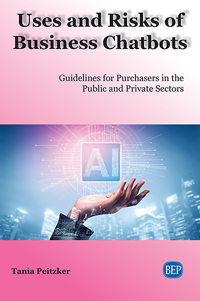 Uses and Risks of Business Chatbots: Guidelines for Purchasers in the Public and Private Sectors