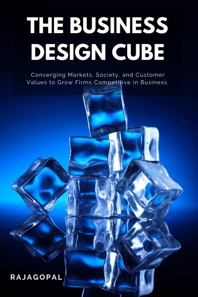 The Business Design Cube: Converging Markets, Society, and Customer Values to Grow Firms Competitive in Business
