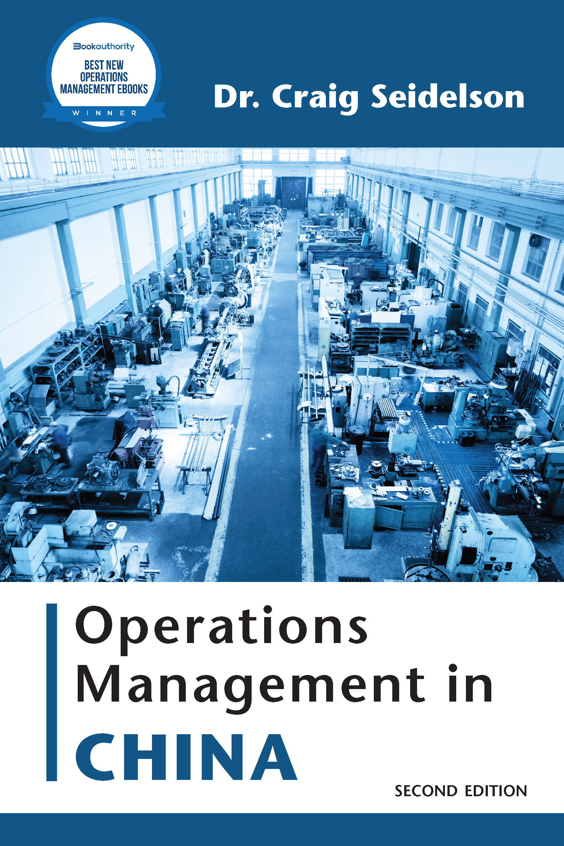 Operations Management in China, Second Edition
